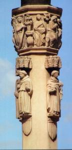 La Creu Coberta del Camí de Morvedre de cerca