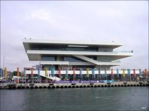Veles e Vent. Puerto de Valencia