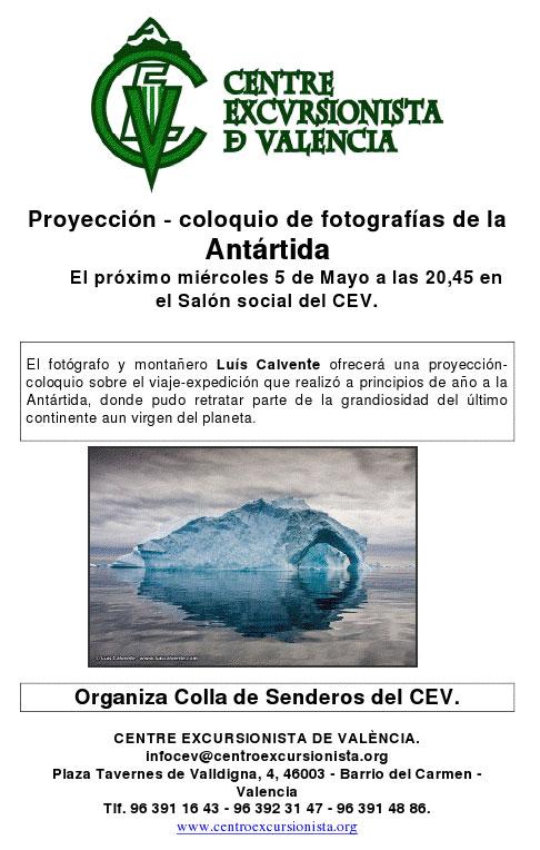 Fotografias de la Antartida