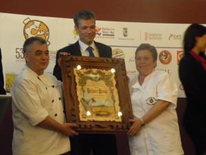 Primer premio 53-¦ Concurso de Paellas de Sueca- Foto Tha+»s Soler