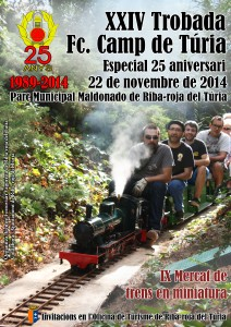 XXIV Trobada CFVRt 2014