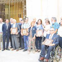 Premiados.- Foto Carmen María Lliso 25-05-2017